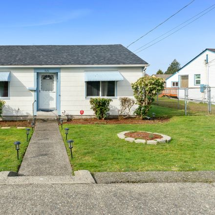 Rent this 2 bed house on J & C Plaza in 7626 South D Street, Tacoma
