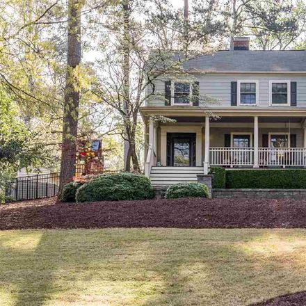 Rent this 5 bed house on 2312 Oxford Road in Raleigh, NC 27608