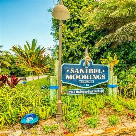 Rent this 2 bed condo on Sanibel Moorings in 845 East Gulf Drive, Sanibel