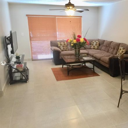 Rent this 1 bed condo on 11232 Southwest 12th Street in Pembroke Pines, FL 33025
