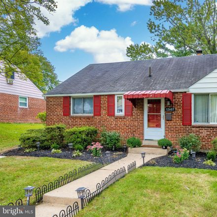 Rent this 3 bed house on 12607 Epping Rd in Silver Spring, MD