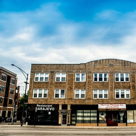 Rent this 2 bed condo on 2703 West Lawrence Avenue in Chicago, IL 60625