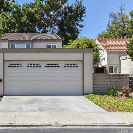Rent this 4 bed house on 24 Willow Tree Lane in Irvine, CA 92612