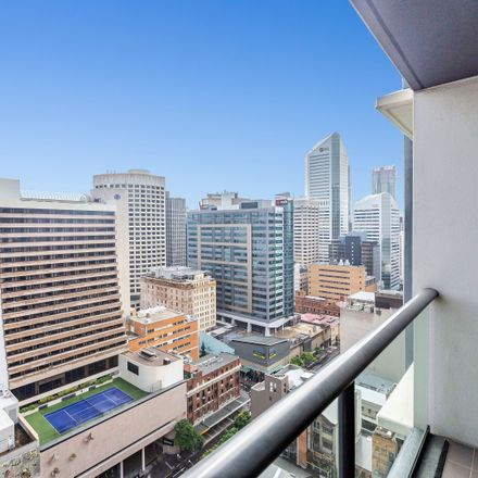 Rent this 1 bed apartment on 2605/128 Charlotte Street