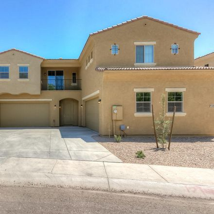 Rent this 3 bed townhouse on South Country Club Drive in Mesa, AZ 85233