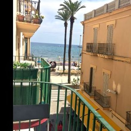 Rent this 1 bed apartment on Sitges in Alt Vinyet, CATALONIA