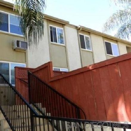 Rent this 2 bed townhouse on Delta St in San Diego, CA