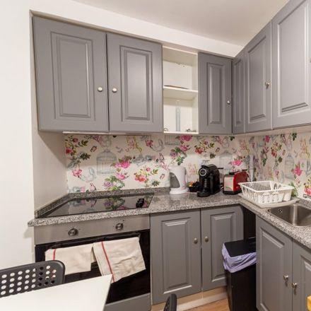 Rent this 2 bed apartment on Registo de azulejos com Nossa Senhora de Penha de França in Rua do Guarda-Mor 42, 1200-855 Lisbon