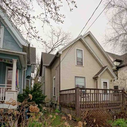 Rent this 3 bed house on 1221 Spaight Street in Madison, WI 53703