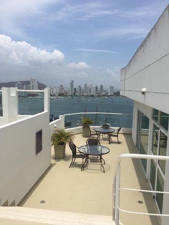 Rent this 1 bed apartment on Caribbean Bikes in Avenida Carrera 2, Dique