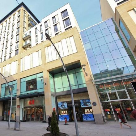 Rent this 1 bed apartment on Saint David's 2 in Hills Street, Cardiff CF