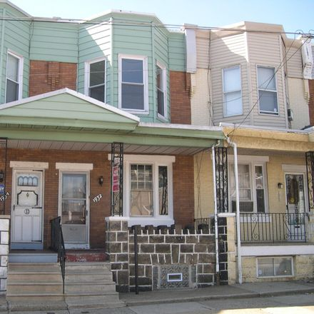 Rent this 3 bed townhouse on 1932 Church Street in Philadelphia, PA 19124