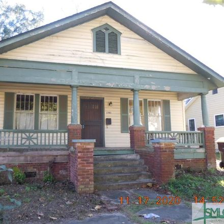 Rent this 3 bed house on 1203 East 38th Street in Savannah, GA 31404