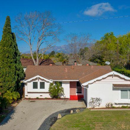 Rent this 3 bed house on 7615 Dartmoor Avenue in Goleta, CA 93117