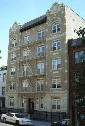 Rent this 1 bed apartment on Mercer St in Jersey City, NJ