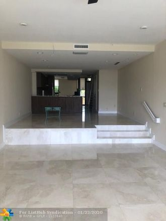 Rent this 2 bed townhouse on 520 North Ocean Boulevard in Pompano Beach, FL 33062