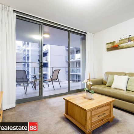 Rent this 1 bed apartment on 78/369 Hay Street
