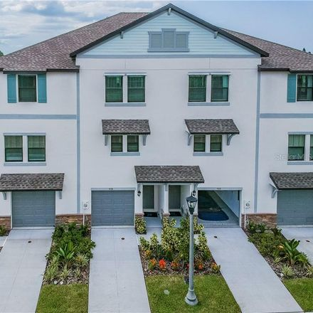 Rent this 2 bed townhouse on Mericado Dr in Port Richey, FL