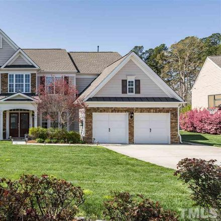 Rent this 5 bed house on 403 Amiable Loop in Cary, NC 27519