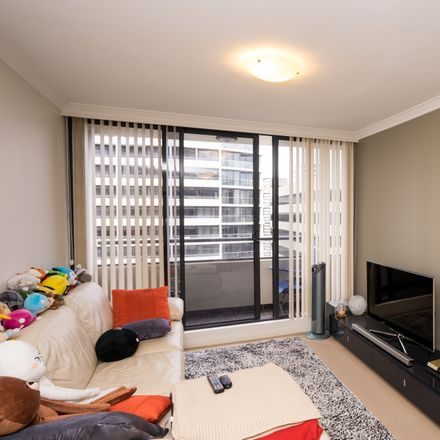 Rent this 1 bed apartment on 1103/3 Herbert Street