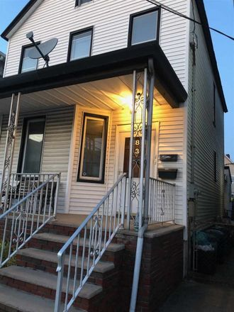Rent this 2 bed apartment on 83 West 12th Street in Bayonne, NJ 07002