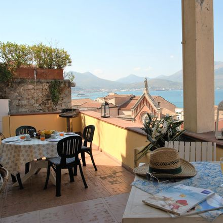 Rent this 3 bed apartment on Via Aragonese in 04024 Gaeta LT, Italy