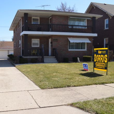 Rent this 4 bed duplex on Raynor Avenue in Joliet, IL 60435