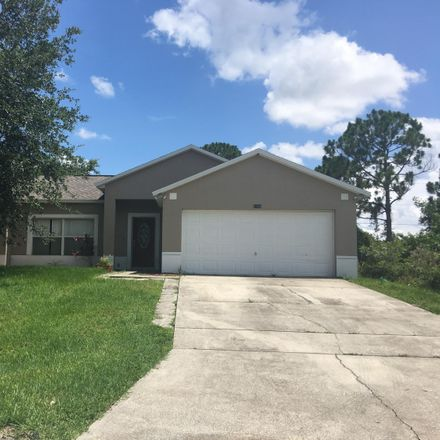 Rent this 3 bed apartment on Waneta St SE in Palm Bay, FL