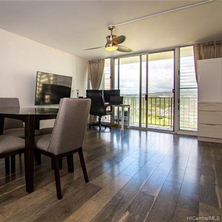 Rent this 2 bed condo on 1128 Ala Napunani Street in Honolulu, HI 96818