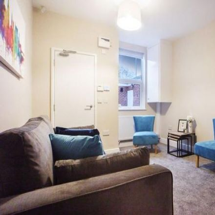 Rent this 4 bed house on 9 Hart Street in Nottingham NG7 1SF, United Kingdom