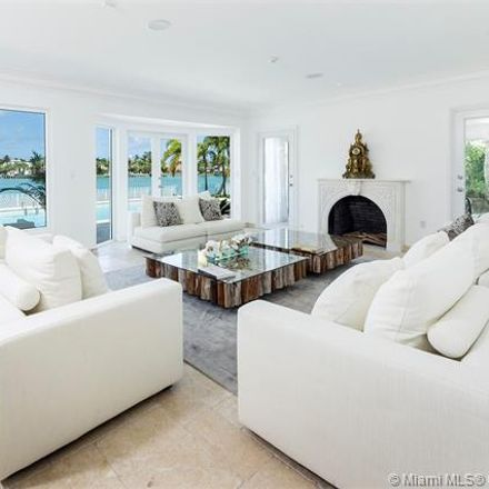 Rent this 7 bed house on 2581 Lake Avenue in Miami Beach, FL 33140
