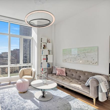 Rent this 1 bed apartment on 5 Beekman Street in New York, NY 10000