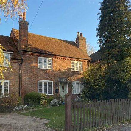 Rent this 3 bed house on Pound Lane in Hertsmere WD7 9BU, United Kingdom
