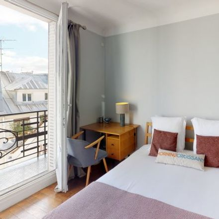 Rent this 1 bed apartment on 33 Rue Poissonnière in 75002 Paris, France