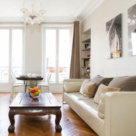 Rent this 2 bed apartment on Paris in Quartier des Archives, ÎLE-DE-FRANCE