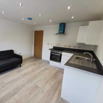 Rent this 1 bed apartment on Bedford Street in Cardiff CF, United Kingdom
