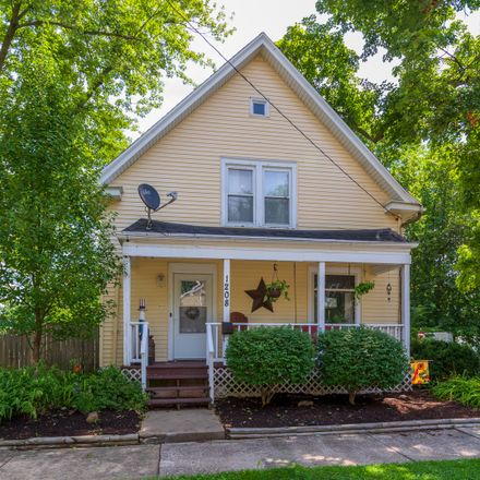 Rent this 2 bed house on S Wright St in Bloomington, IL
