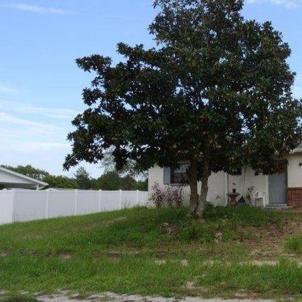 Rent this 2 bed house on 4206 Parkhurst Lane in Spring Hill, FL 34608