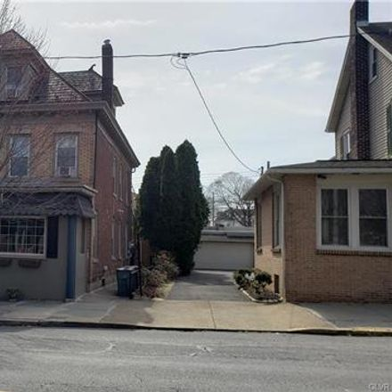 Rent this 4 bed duplex on 1338 Northampton Street in Wilson, PA 18042
