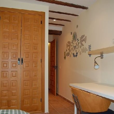 Rent this 1 bed room on Plaza de Cervantes in 16, 28801 Alcalá de Henares