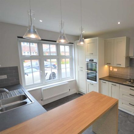 Rent this 4 bed house on Avro Cresent in Stockport SK7 1SB, United Kingdom