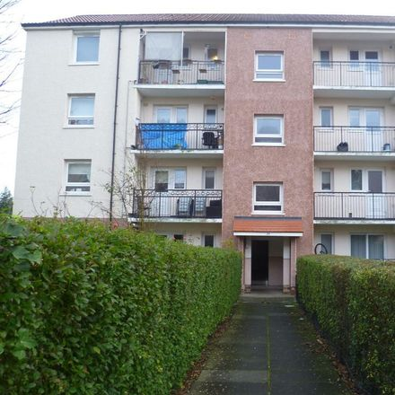 Rent this 2 bed apartment on Corlaich Drive in Glasgow G44 4ND, United Kingdom