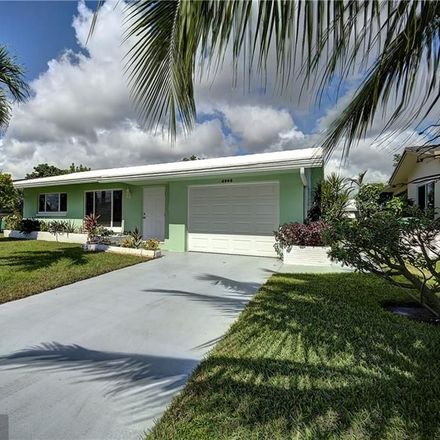 Rent this 2 bed house on 4905 Northwest 53rd Street in Tamarac, FL 33319