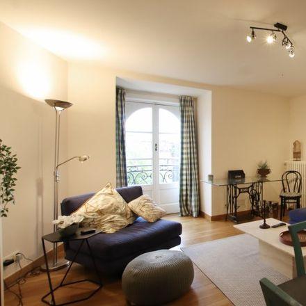 Rent this 1 bed apartment on Avenue Boileau - Boileaulaan 24 in 1040 Etterbeek, Belgium