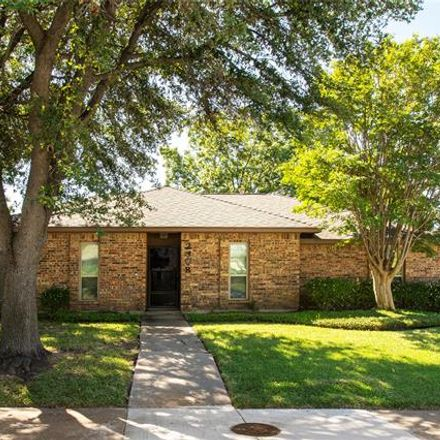 Rent this 3 bed house on 2308 Silverthorne Drive in Dallas, TX 75287