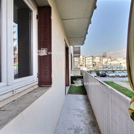 Rent this 3 bed apartment on 1 Rue Franz Liszt in 38400 Saint-Martin-d'Hères, France
