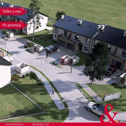 Rent this 5 bed house on Jeziorna 16 in 80-297 Miszewko, Poland