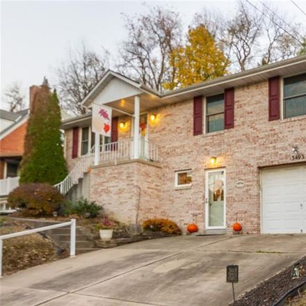 Rent this 3 bed house on 3493 York Street in Munhall, PA 15120