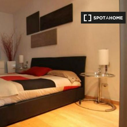 Rent this 1 bed apartment on carrer d'Alfons XII in 08912 Badalona, Spain
