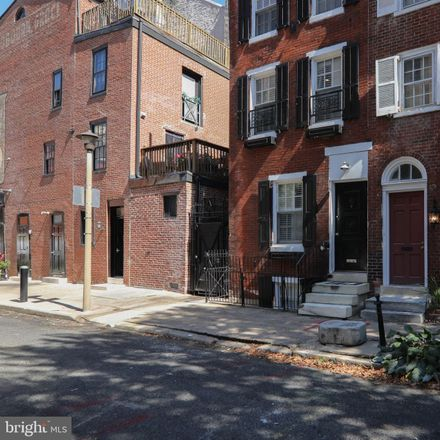 Rent this 2 bed townhouse on 301 South Camac Street in Philadelphia, PA 19107